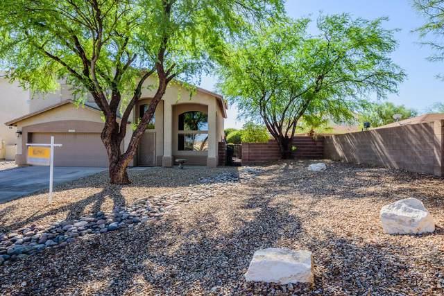10226 E Desert Eden Place, Tucson, AZ 85747 (#22019368) :: Long Realty - The Vallee Gold Team