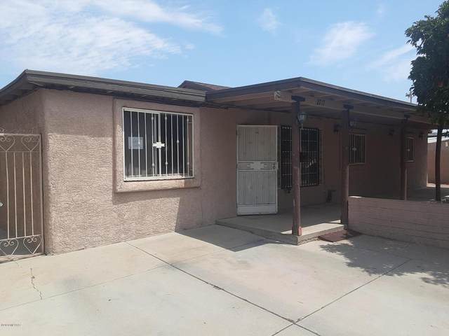 2717 E Rickey Vista, Tucson, AZ 85713 (#22019372) :: Long Realty - The Vallee Gold Team