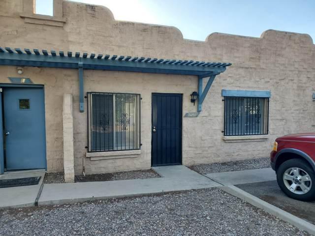 1057 E Halcyon Road, Tucson, AZ 85719 (#22019373) :: Keller Williams