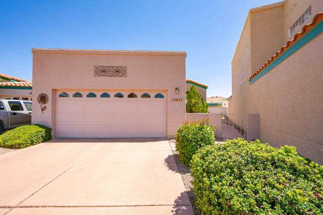 4651 Desert Springs Trail, Sierra Vista, AZ 85635 (#22019376) :: Long Realty - The Vallee Gold Team