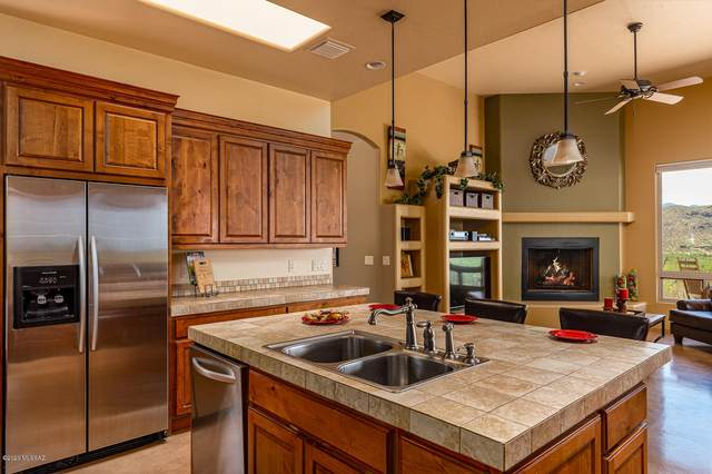 5100 N Glencoe Road, Tucson, AZ 85749 (#22019377) :: Long Realty - The Vallee Gold Team