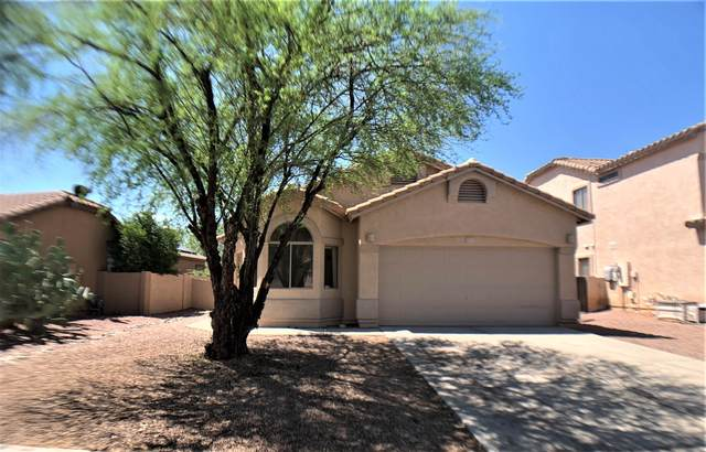 222 E Thomas Jefferson Way, Sahuarita, AZ 85629 (MLS #22019378) :: The Property Partners at eXp Realty