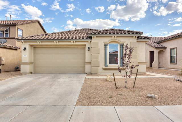195 W Vuelta Friso, Sahuarita, AZ 85629 (MLS #22019380) :: The Property Partners at eXp Realty