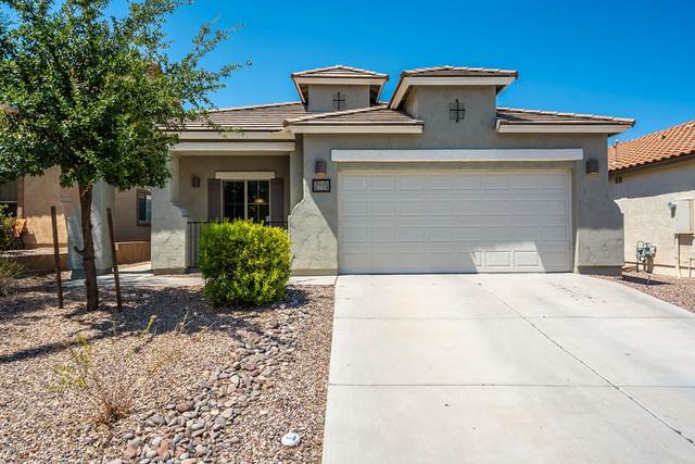 502 W Calle Sombra Linda, Sahuarita, AZ 85629 (MLS #22019383) :: The Property Partners at eXp Realty