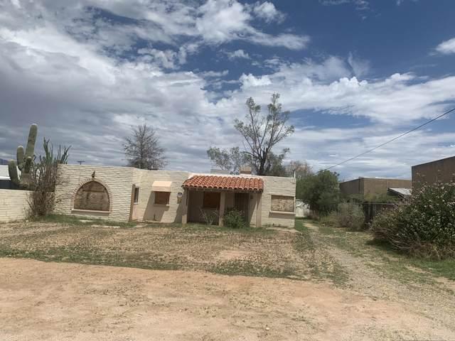 3044 N Estrella Avenue, Tucson, AZ 85705 (#22019384) :: Long Realty Company