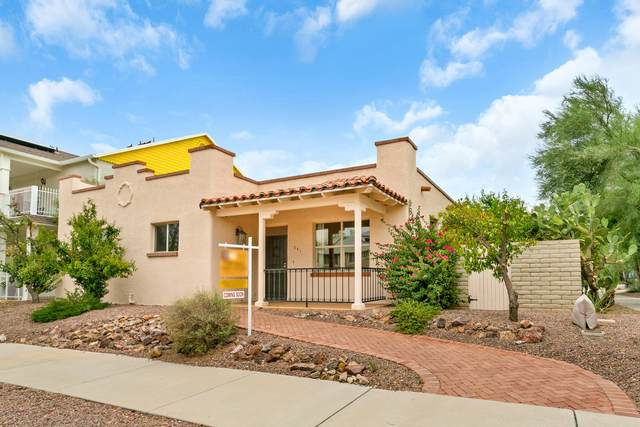 541 S 3rd Avenue, Tucson, AZ 85701 (#22019386) :: Kino Abrams brokered by Tierra Antigua Realty