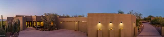 6045 N Tucson Mountain Drive, Tucson, AZ 85743 (#22019395) :: Long Realty - The Vallee Gold Team