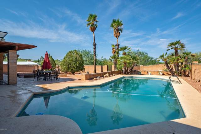 3529 N Sierra Madre Drive, Tucson, AZ 85749 (#22019396) :: Long Realty - The Vallee Gold Team