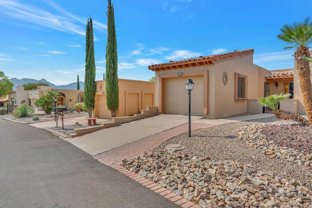 1079 W Camino Sagasta, Green Valley, AZ 85622 (#22019402) :: eXp Realty