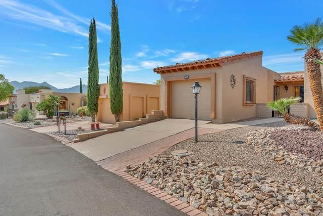 1079 W Camino Sagasta, Green Valley, AZ 85622 (#22019402) :: Long Realty - The Vallee Gold Team