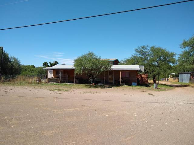 37104 S Bogan Avenue, Arivaca, AZ 85601 (MLS #22019408) :: The Property Partners at eXp Realty