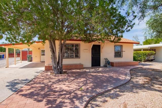 4932 E 1St Street, Tucson, AZ 85711 (MLS #22019409) :: The Property Partners at eXp Realty