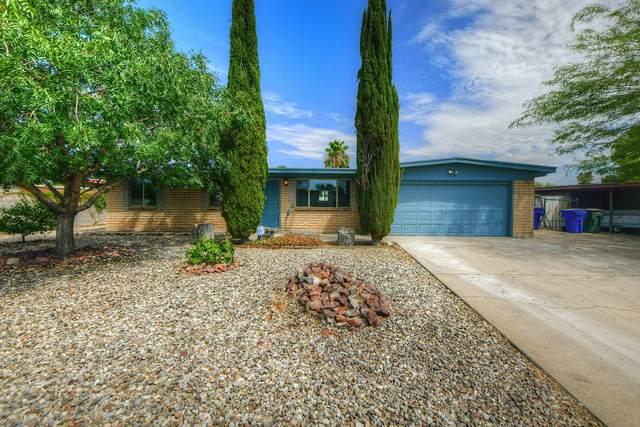 7661 E Dogwood Street, Tucson, AZ 85730 (#22019411) :: Long Realty - The Vallee Gold Team