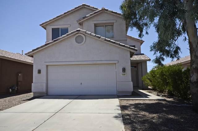 7295 W Mesquite River Drive, Marana, AZ 85743 (#22019425) :: Keller Williams