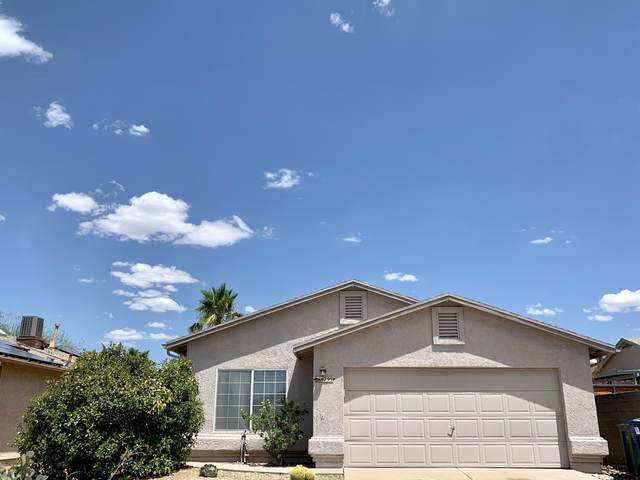 4799 S Wild Rose Drive, Tucson, AZ 85730 (#22019427) :: Long Realty - The Vallee Gold Team