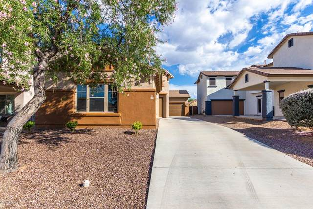 171 W Camino Espiga, Sahuarita, AZ 85629 (MLS #22019429) :: The Property Partners at eXp Realty
