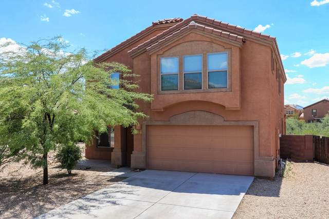 718 S Willis Ray Avenue, Vail, AZ 85641 (MLS #22019430) :: The Property Partners at eXp Realty