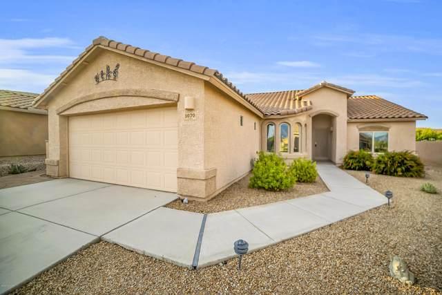 1070 W Via San Miguel, Green Valley, AZ 85614 (#22019434) :: Long Realty Company