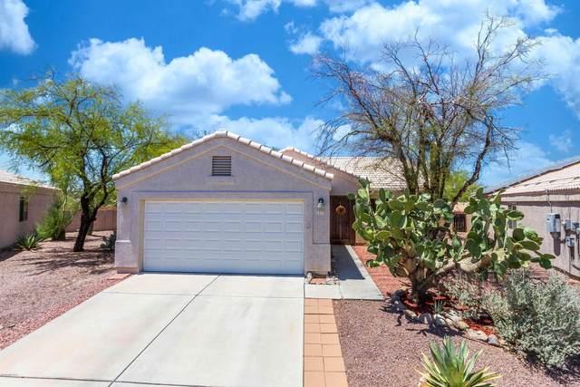 1272 W Crystal Palace Place, Tucson, AZ 85737 (#22019442) :: Tucson Property Executives