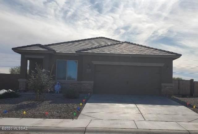 11613 W Vanderbilt Farms Way, Marana, AZ 85653 (MLS #22019447) :: The Property Partners at eXp Realty
