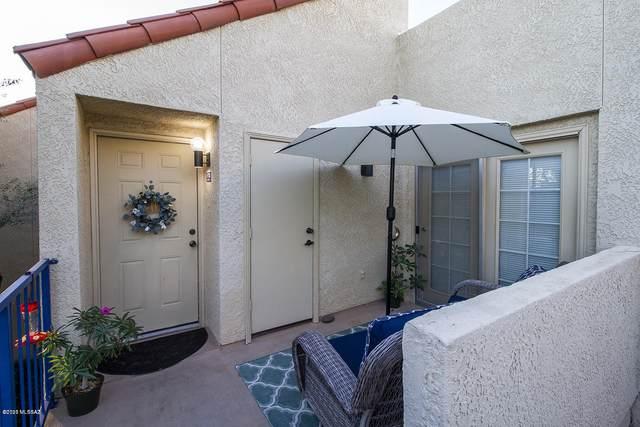 1200 E River Road F73, Tucson, AZ 85718 (MLS #22019449) :: The Property Partners at eXp Realty