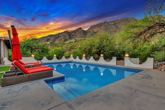 4800 E Winged Foot Drive, Tucson, AZ 85718 (#22019463) :: Long Realty - The Vallee Gold Team