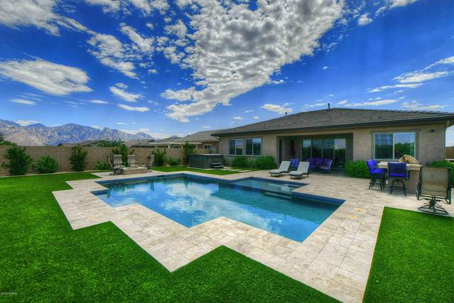 894 W Chrysanthia Court, Oro Valley, AZ 85755 (#22019465) :: Realty Executives Tucson Elite