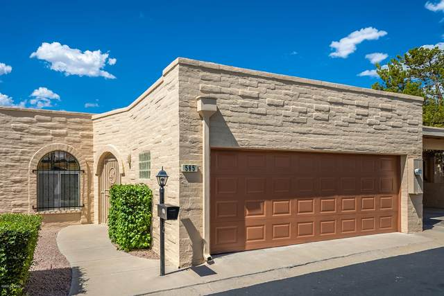 565 E Savannah Street, Vail, AZ 85641 (MLS #22019466) :: The Property Partners at eXp Realty