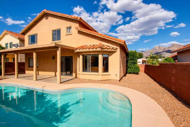10347 N Mineral Spring Lane, Tucson, AZ 85737 (#22019471) :: Long Realty Company