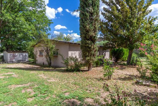 25 Calle Iglesia, Tubac, AZ 85646 (#22019487) :: Long Realty - The Vallee Gold Team