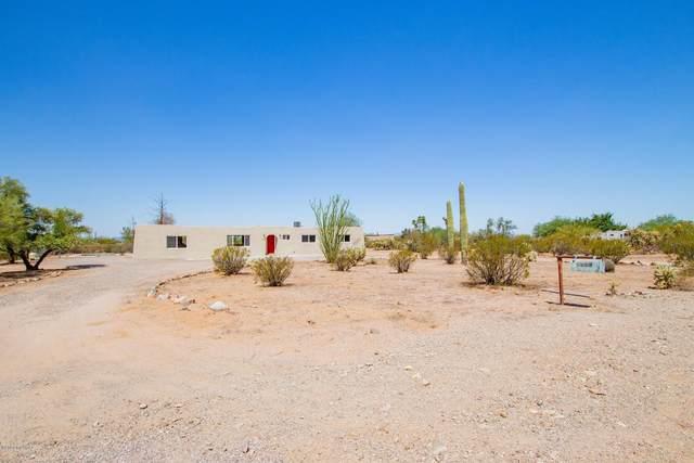 4005 N Sanders Road, Tucson, AZ 85743 (#22019494) :: The Josh Berkley Team