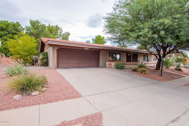 1275 N Abrego Drive, Green Valley, AZ 85614 (#22019507) :: Gateway Partners