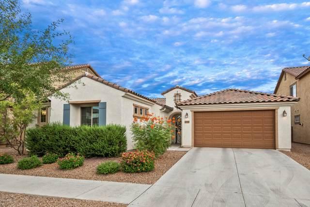 5758 S Clonmellon Avenue, Tucson, AZ 85747 (#22019508) :: Long Realty Company