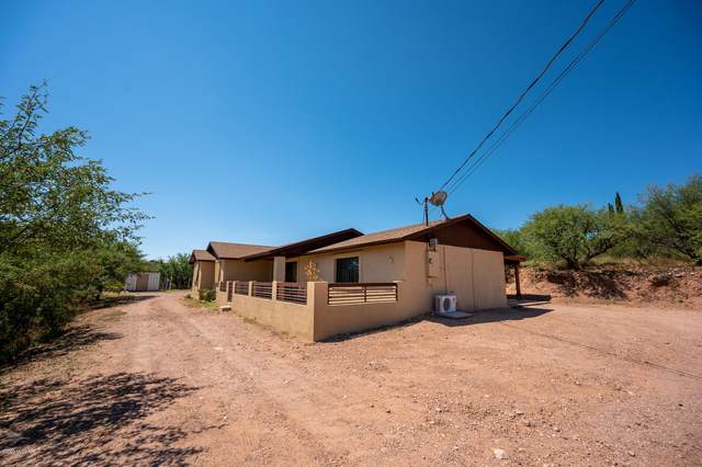 339 Camino Caballo, Rio Rico, AZ 85648 (#22019517) :: Long Realty - The Vallee Gold Team