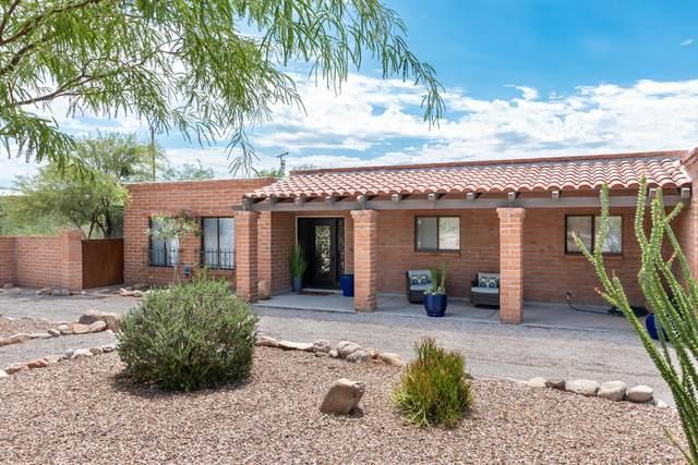 1040 E Camino De Los Padres, Tucson, AZ 85718 (#22019528) :: Long Realty - The Vallee Gold Team