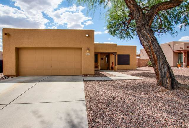 9351 N Moon View Place, Tucson, AZ 85742 (MLS #22019536) :: The Property Partners at eXp Realty