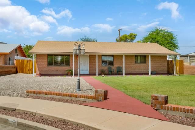 57 N Davila Circle, Tucson, AZ 85745 (MLS #22019538) :: The Property Partners at eXp Realty