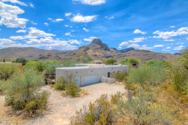8238 N Sunset Ranch Loop, Tucson, AZ 85743 (MLS #22019540) :: The Property Partners at eXp Realty