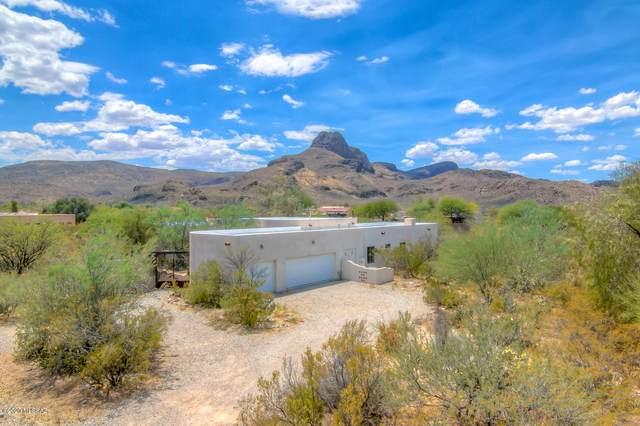 8238 N Sunset Ranch Loop, Tucson, AZ 85743 (#22019540) :: eXp Realty