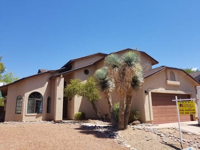 2650 W Camino Del Venegas, Tucson, AZ 85742 (#22019541) :: eXp Realty