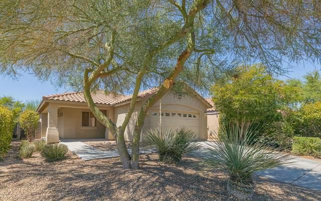 6638 E Ladonna Lane, Tucson, AZ 85756 (#22019543) :: eXp Realty