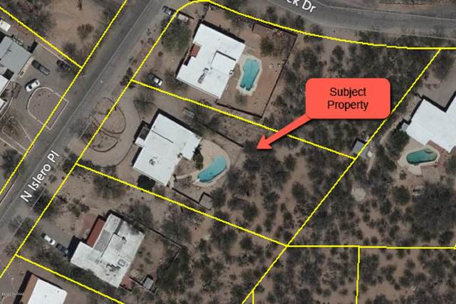 4840 N Islero Place, Tucson, AZ 85749 (#22019544) :: eXp Realty