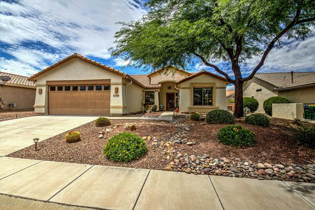 1760 E Redstart Road, Green Valley, AZ 85614 (#22019545) :: Tucson Property Executives