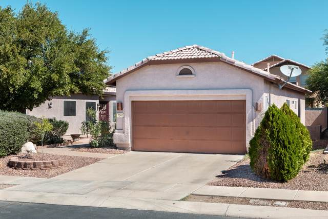 7340 W Mesquite River Drive, Tucson, AZ 85743 (#22019555) :: Tucson Property Executives