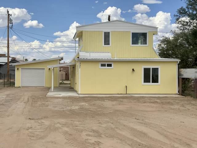 337 E 5Th Street, Benson, AZ 85602 (#22019563) :: The Josh Berkley Team