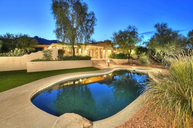 6301 N Camino Katrina, Tucson, AZ 85718 (#22019565) :: Long Realty - The Vallee Gold Team
