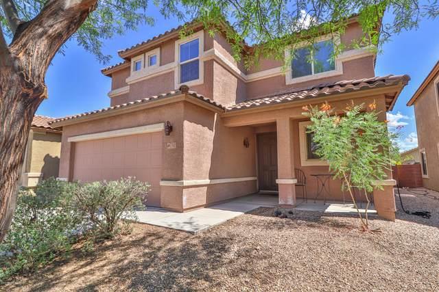 7300 E Heart Wood Drive, Tucson, AZ 85756 (#22019570) :: Gateway Partners