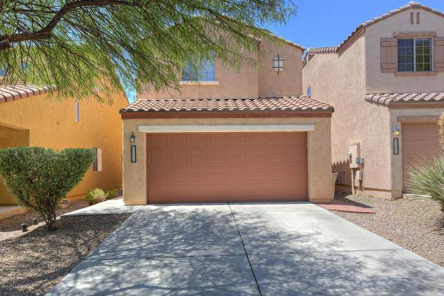 14348 S Camino El Galan, Sahuarita, AZ 85629 (#22019571) :: Realty Executives Tucson Elite