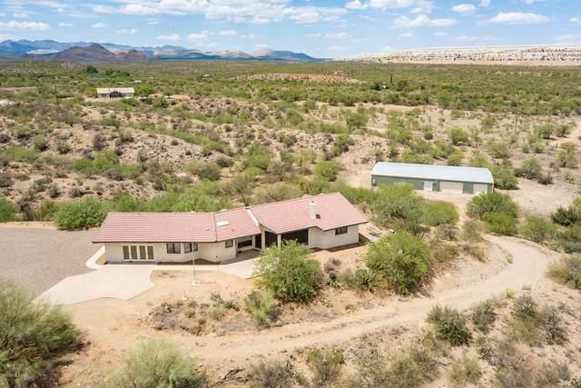 3456 W Calle Dos, Green Valley, AZ 85622 (#22019576) :: Realty Executives Tucson Elite