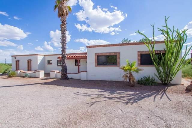 4225 N Avenida Del Cazador, Tucson, AZ 85718 (#22019578) :: Long Realty Company